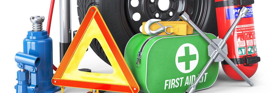 Accessoires de sécurité routière